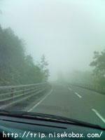 霧の中(ケータイつき拡大版無し)