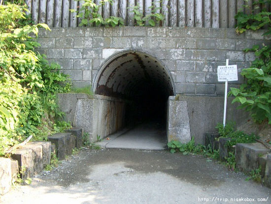 積丹岬トンネル